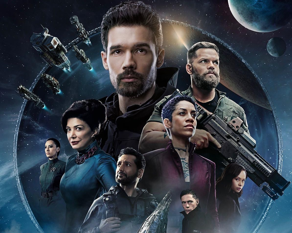 New The Expanse teaser trailer from Amazon shows new worlds and problems