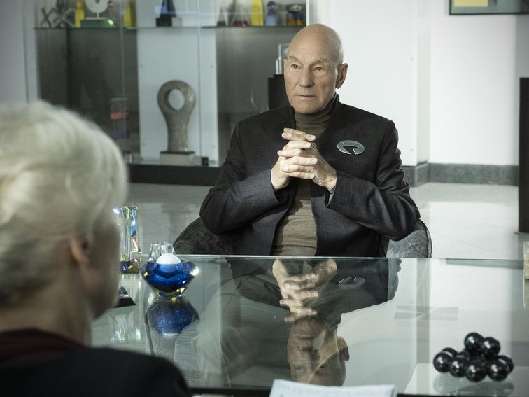Star Trek Picard, Discovery season 3 trailers get NY Comic Con reveals